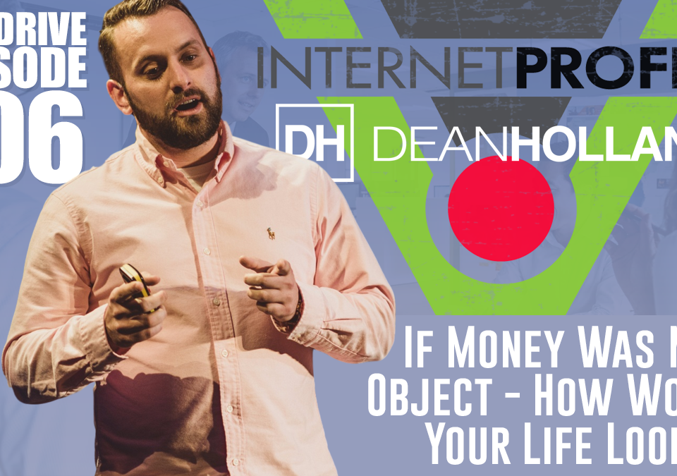 If-Money-Was-No-Object-How-Would-Your-Life-Look-The-Drive-Episode-106