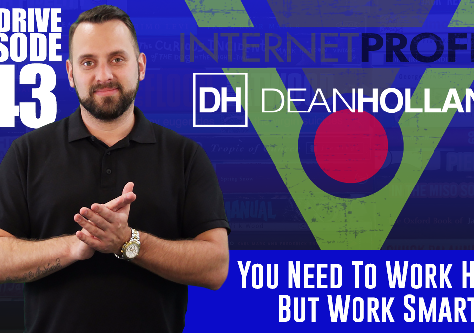 You-Need-To-Work-Hard-But-Work-Smart-The-Drive-Episode-143