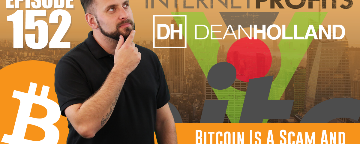 Bitcoin-Is-A-Scam-And-I-Can-Prove-It-The-Drive-Episode-152