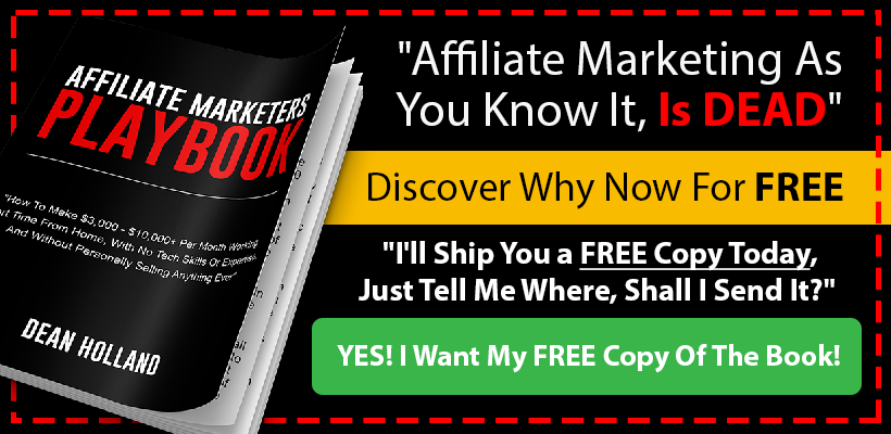 Affiliate Marketers Playbook