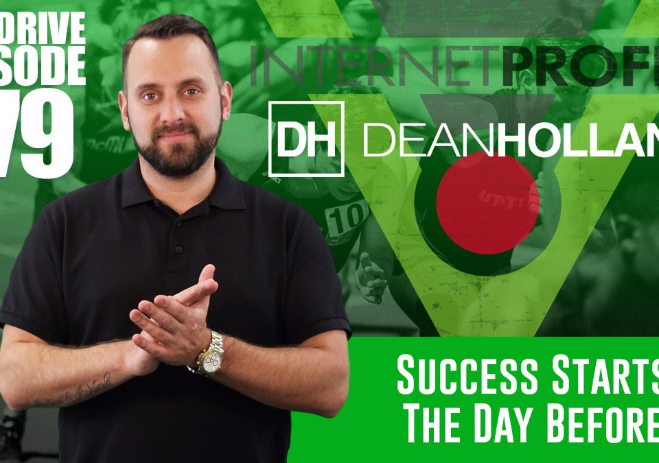 Success-Starts-The-Day-Before-The-Drive-Episode-179